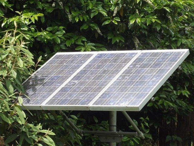 Solar Panels for Garden