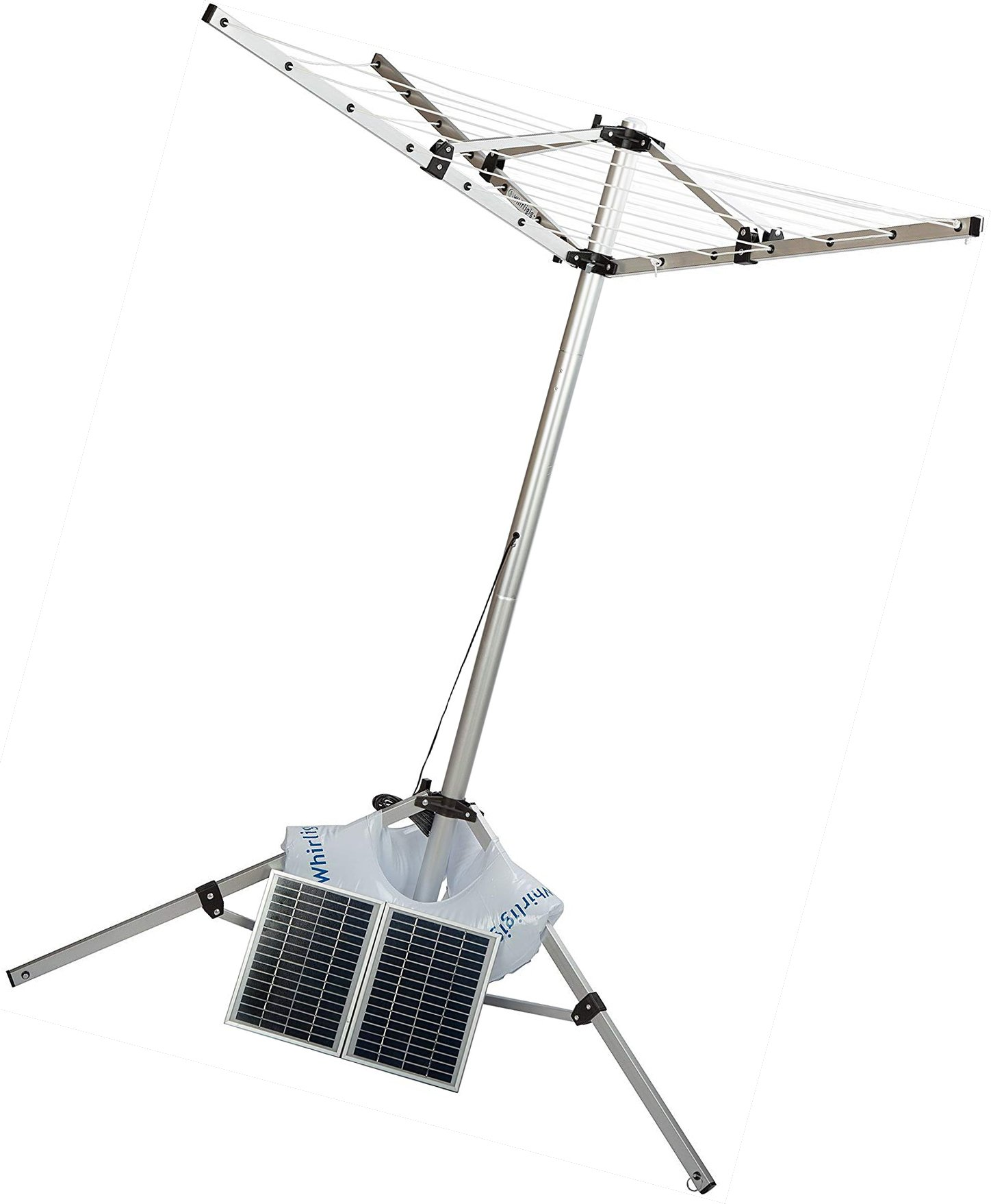 solar-powered clothes dryer by whirlgig
