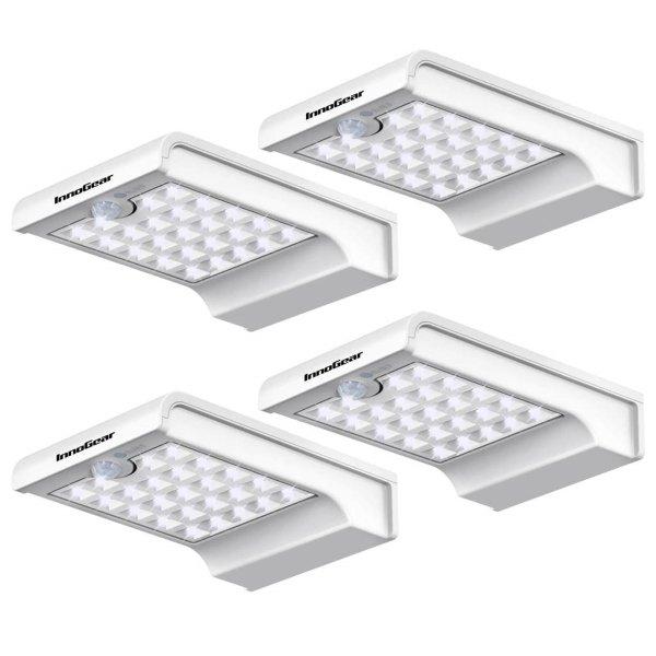 innogear 24 led outdoor solar lights