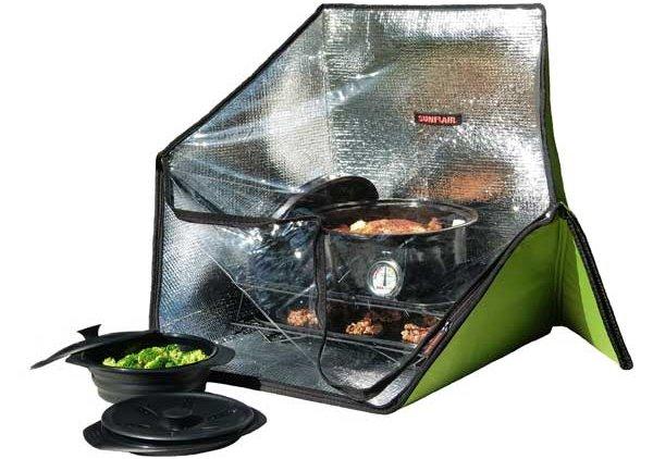 sunflair portable solar oven deluxe