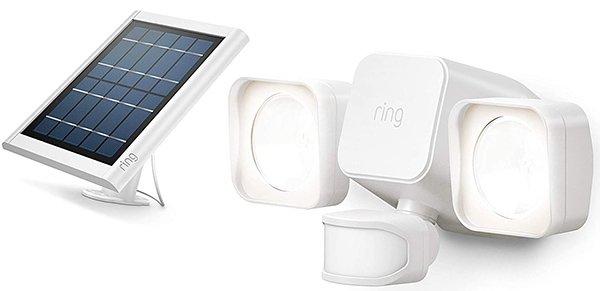 ring solar floodlight - solar powered flood lights