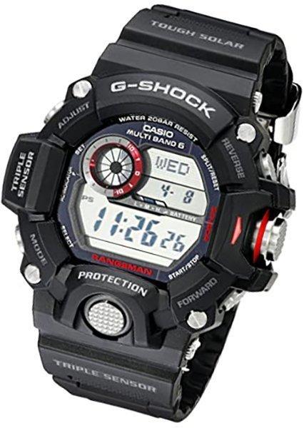 casio g-shock rangeman gw-9400 - solar watch