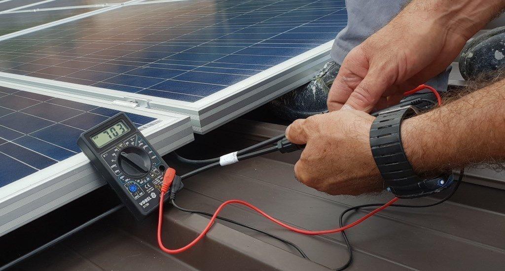 Solar Panel Wires