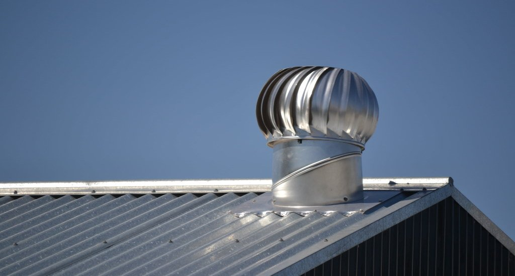 Solar Vents for Roof