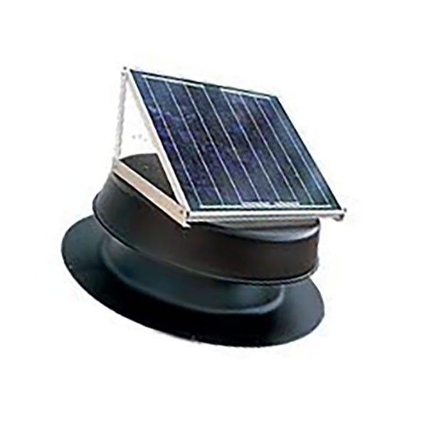 natural light solar attic fan 36-watt - solar attic fan