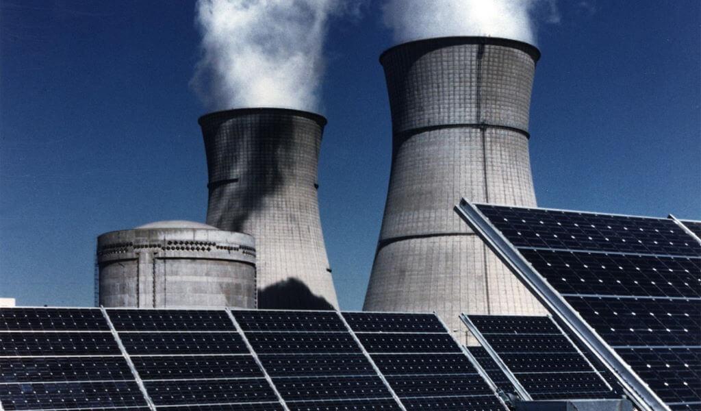 Solar Energy Pollution