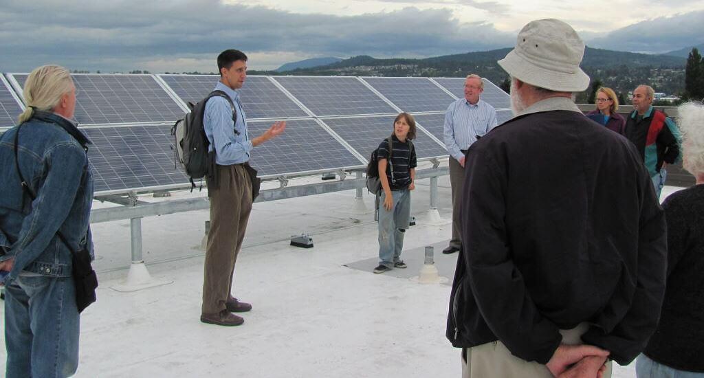 solar panel grants