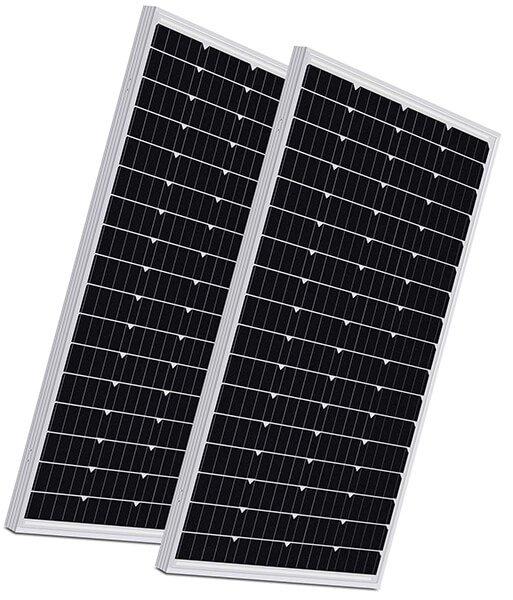 weize 200 watt 12 volt monocrystalline solar panel - cheap solar panels