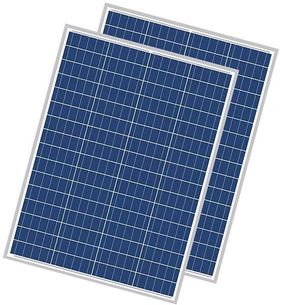 newpowa 2 piece 100w polycrystalline photovoltaic pv solar panel - how many solar panels do i need?
