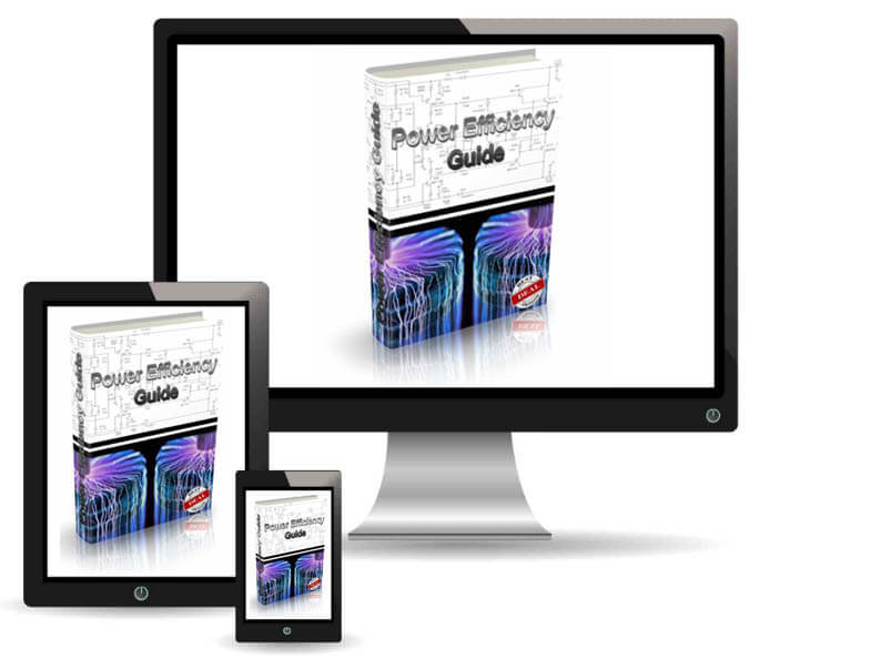 what is included in the power efficiency guide? - power efficiency guide review