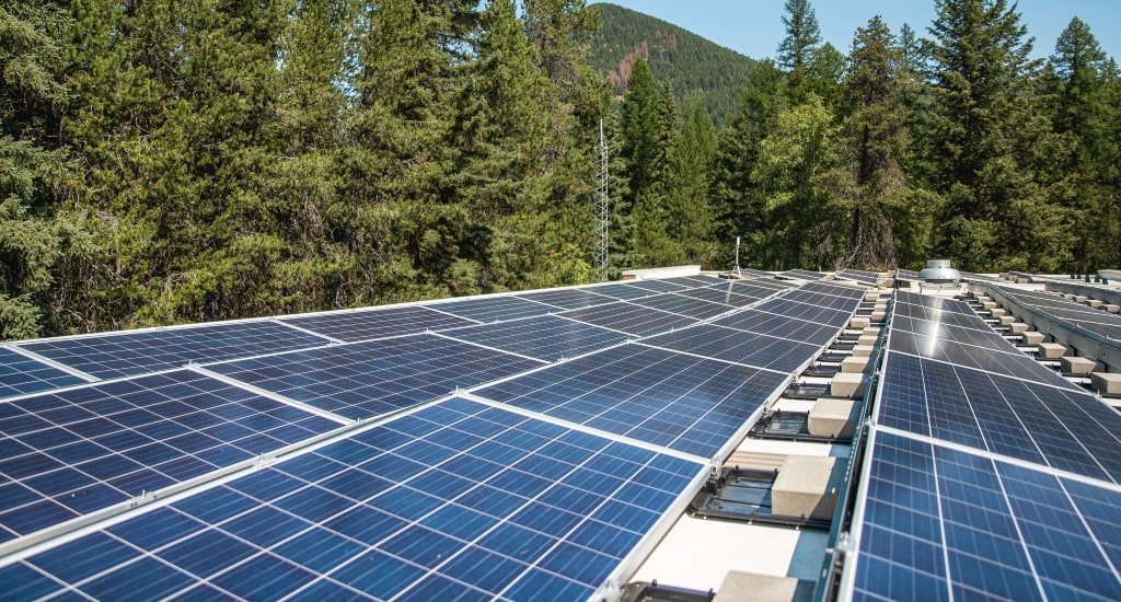what company Is leading in solar energy?